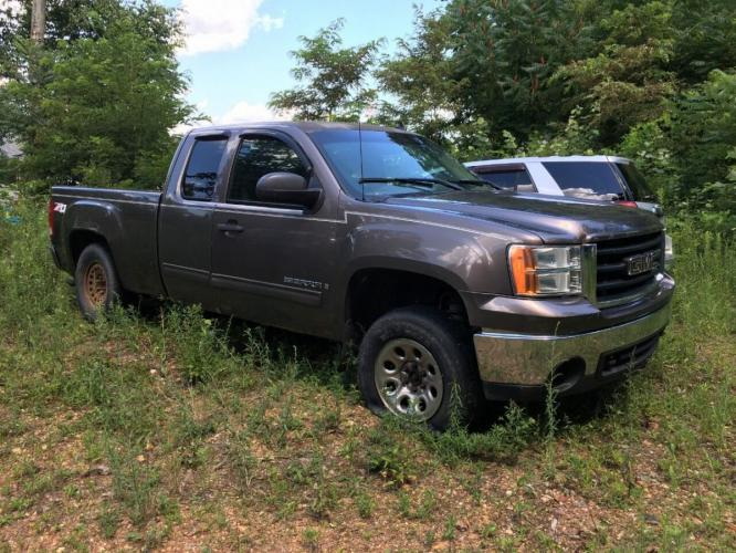 2007 GMC Sierra 1500 SLE1 4dr Extended Cab 4WD 6.5 ft. SB